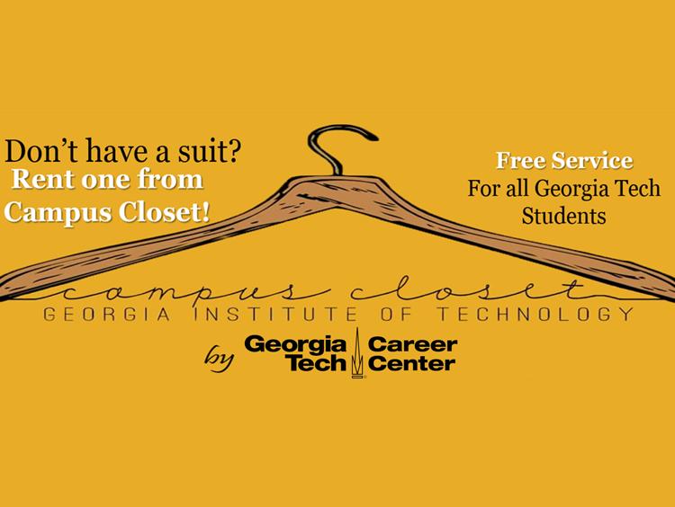 Georgia Tech Campus Closet logo